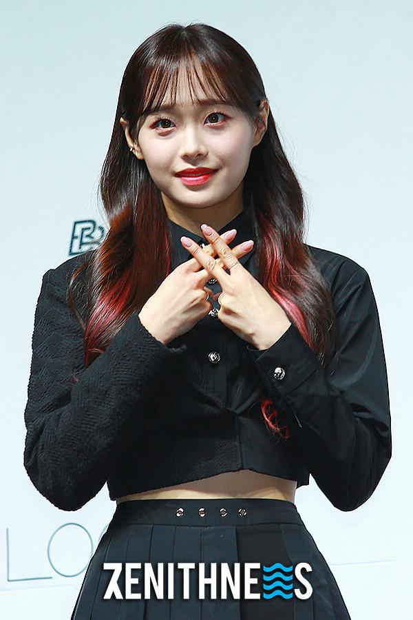 ▲ 이달의 소녀 츄 '말랑뽀작 말티츄' (사진=문찬희 기자)